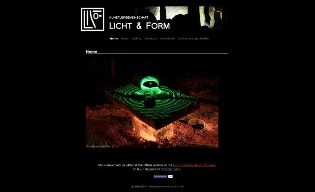 Künstlergemeinschaft Licht & Form